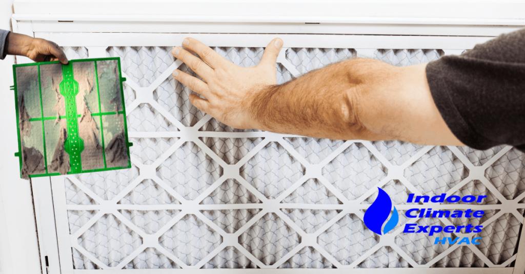 change air filter